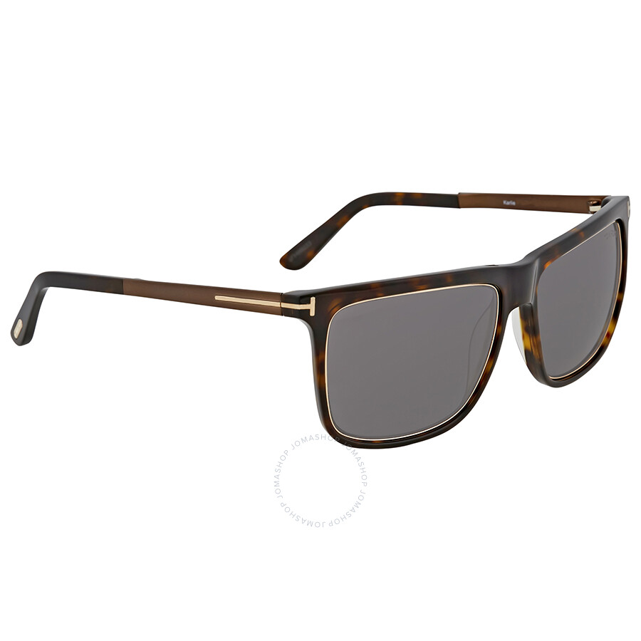 9c9a0d7204 Tom Ford Karlie Dark havana Sunglasses - Tom Ford - Sunglasses ...