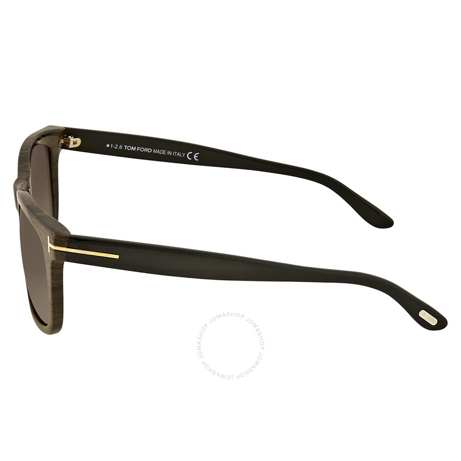 75a7a0e36d8a Tom Ford Leo Brown Gradient Sunglasses - Tom Ford - Sunglasses ...