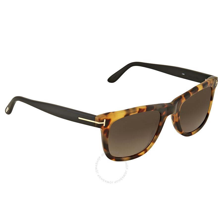 f4ac32d6c7644 Tom Ford Leo Havanna Sunglasses Tom Ford Leo Havanna Sunglasses ...