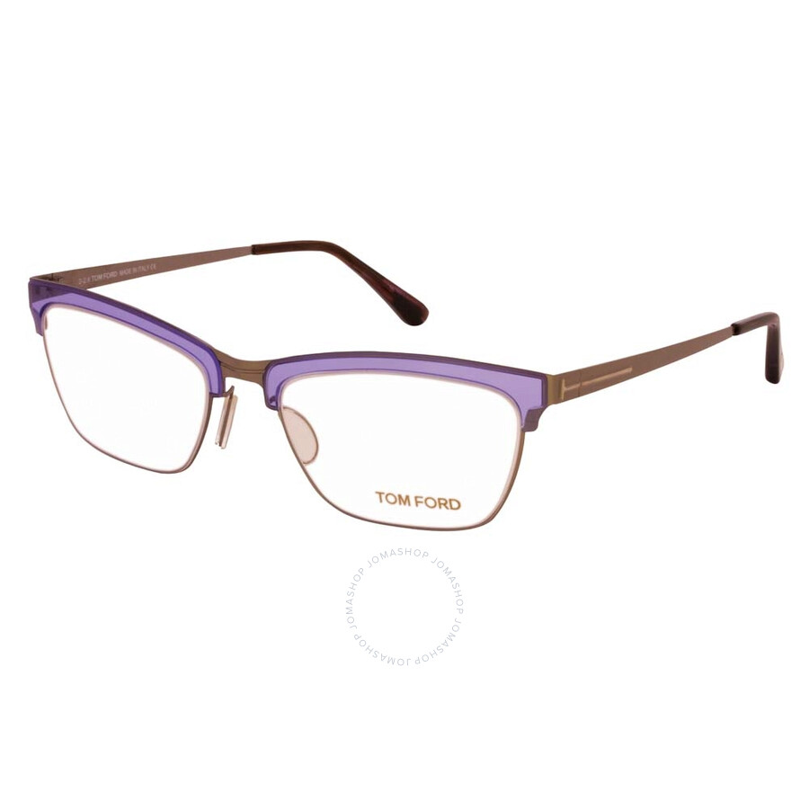 aecc41b5a3d Tom Ford Lilac Eyeglasses FT5392 080 54 - Tom Ford - Sunglasses ...