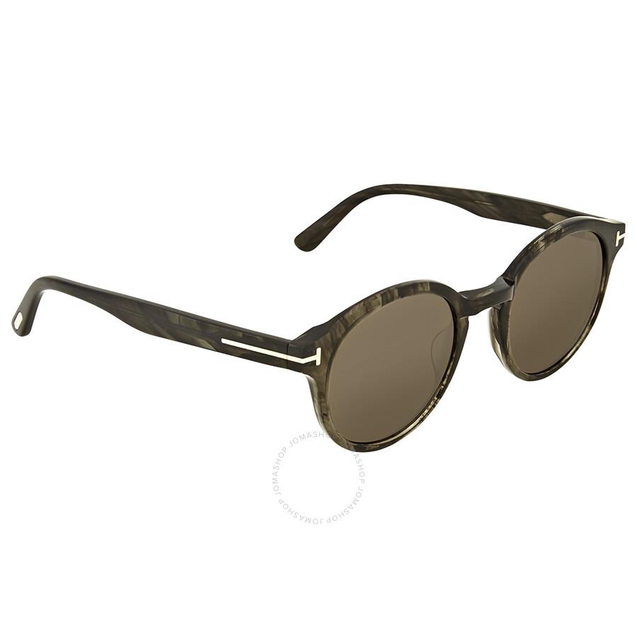 3287820b46d21 Tom Ford Lucho Smoke Gradient Sunglasses Tom Ford Lucho Smoke Gradient  Sunglasses ...