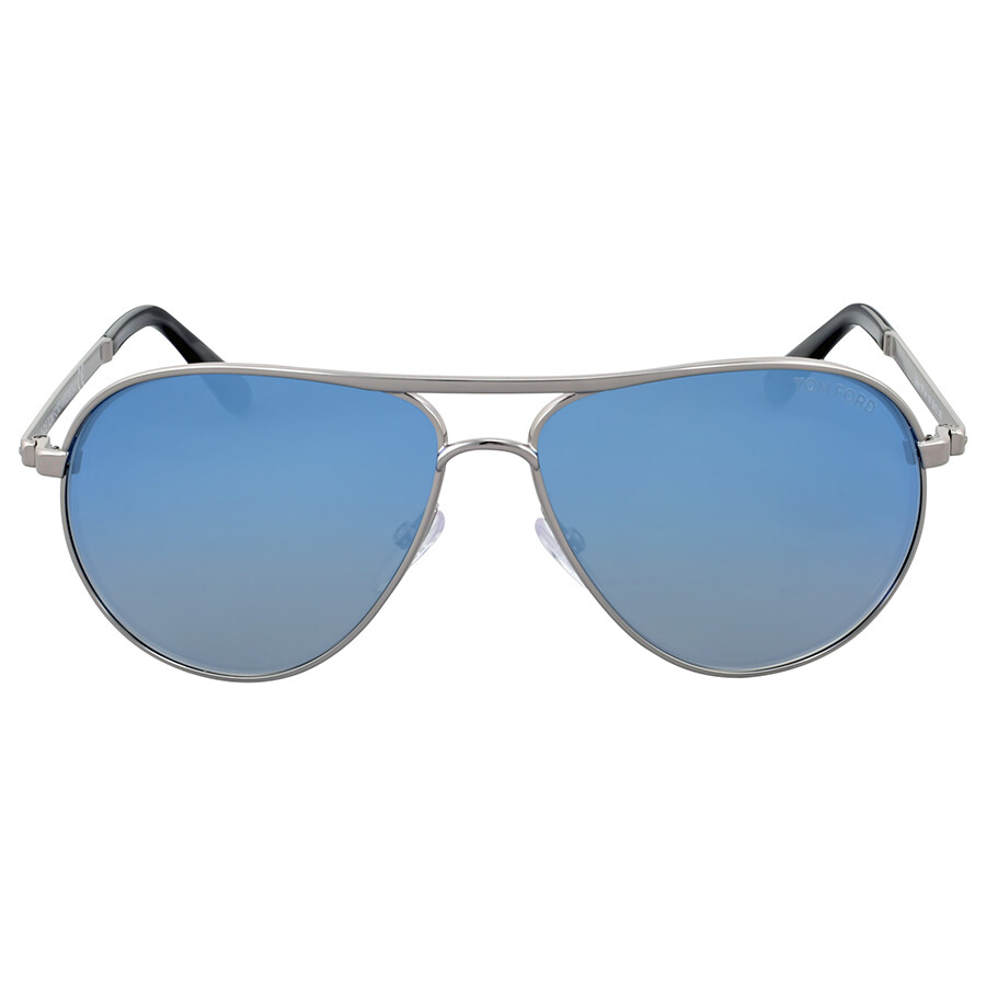eb93875ddebc Tom Ford Marko Blue Mirror Sunglasses - Tom Ford - Sunglasses - Jomashop
