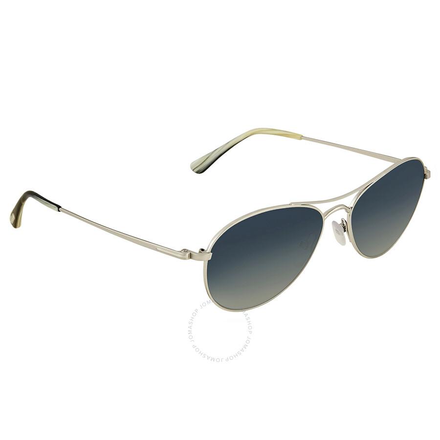 dbed1577e1b Tom Ford Oliver Shiny Rhodium Sunglasses Tom Ford Oliver Shiny Rhodium  Sunglasses ...