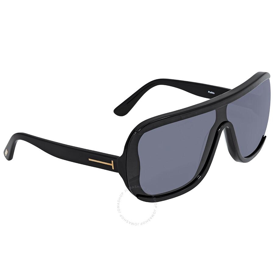 df3ef5cdb511 Tom Ford Porforio Smoke Sunglasses FT 0559 01A - Tom Ford ...