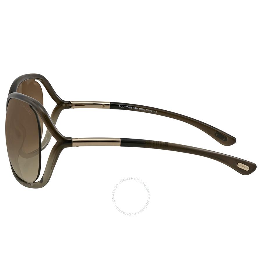 84bceae7068 Sunglasses Raquel Tom Brown Ford Gradient 5r5ZwIq