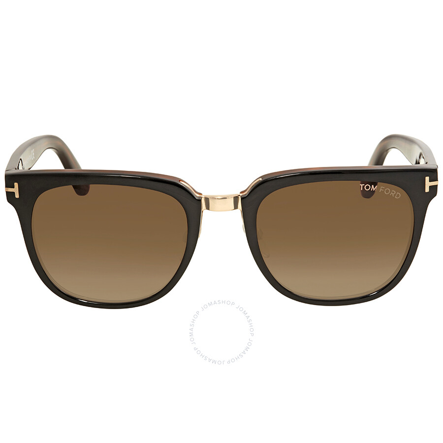 1c1dab593a Tom Ford Rock Gradient Brown Sunglasses - Tom Ford - Sunglasses ...