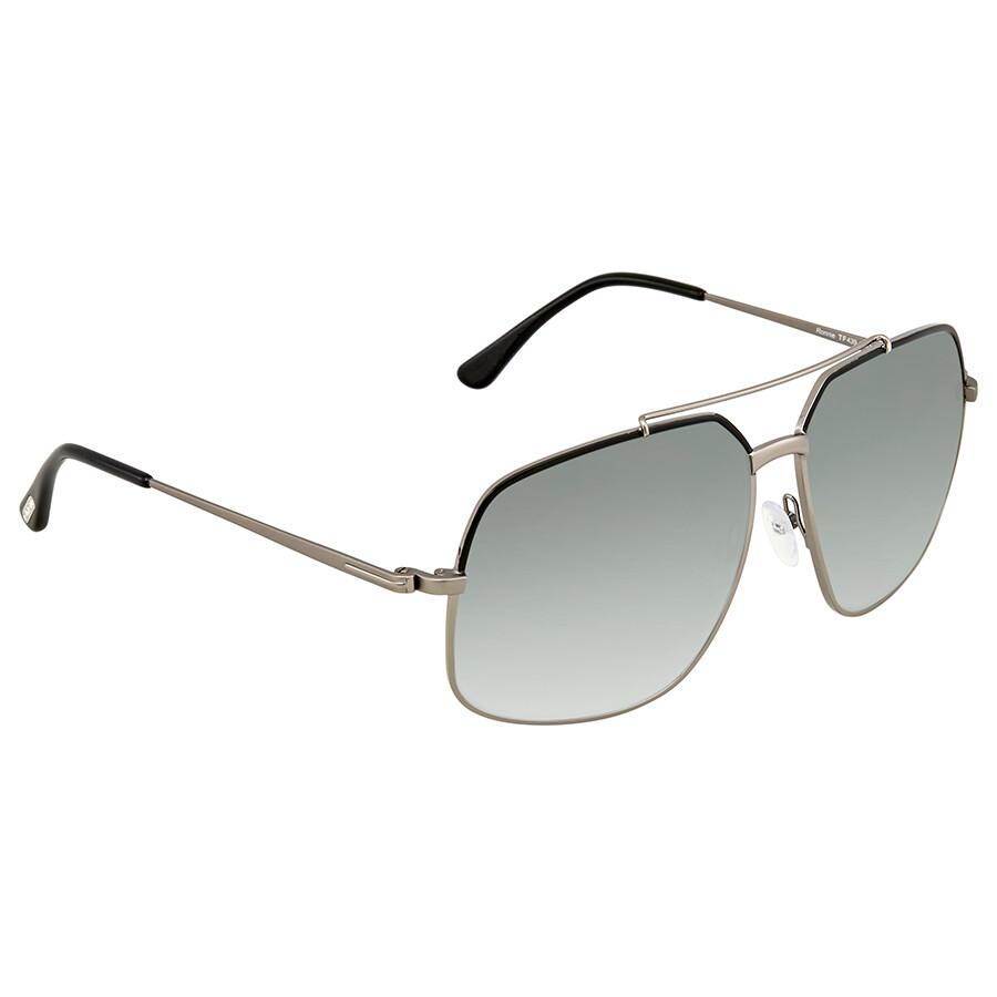 d69c7d024582 Tom Ford Ronnie Blue Gradient Ladies Sunglasses FT0439 01Q - Tom ...