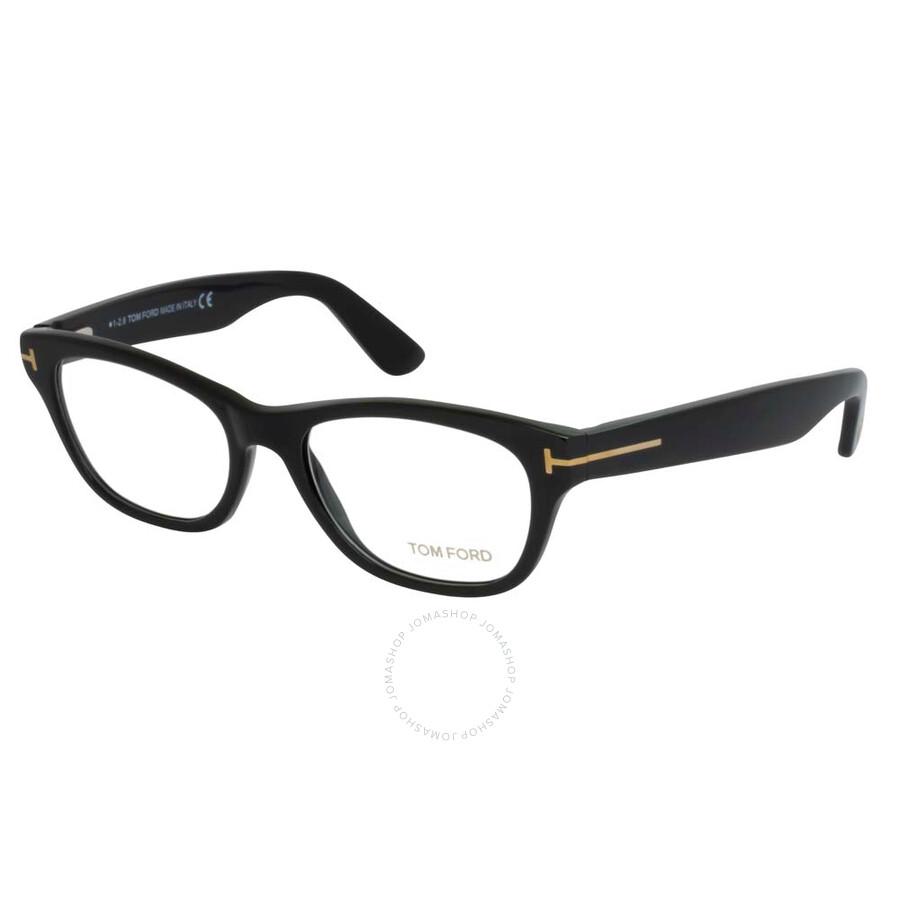 6c9168eec6d Tom Ford Shiny Black Eyeglasses FT5425 001 53 - Tom Ford ...