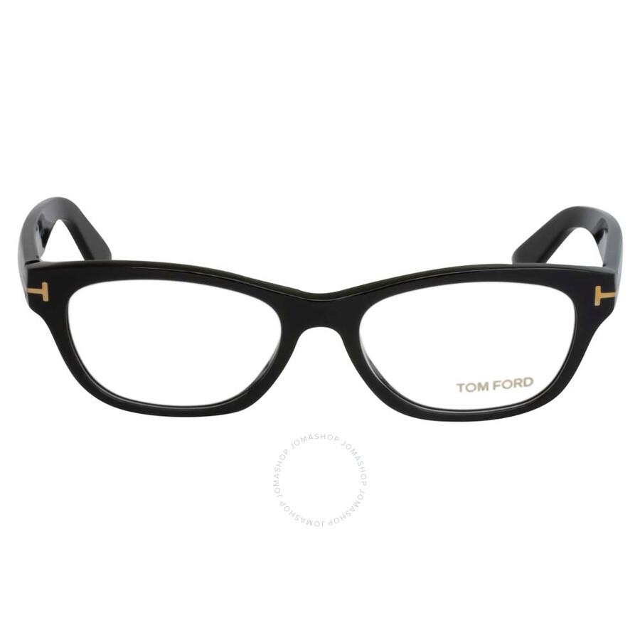 3c848dac384f Tom Ford Shiny Black Eyeglasses FT5425 001 53 - Tom Ford ...