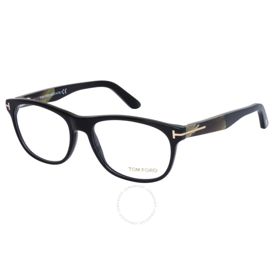 0ac0ce74ba9 Tom Ford Shiny Black Eyeglasses FT5431 001 53 - Tom Ford ...