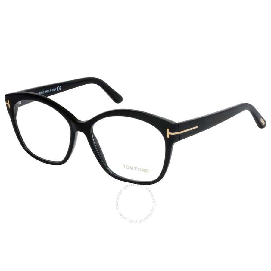 a0b0481ebfc Tom Ford Shiny Black Eyeglasses FT5435 001 57 - Tom Ford ...