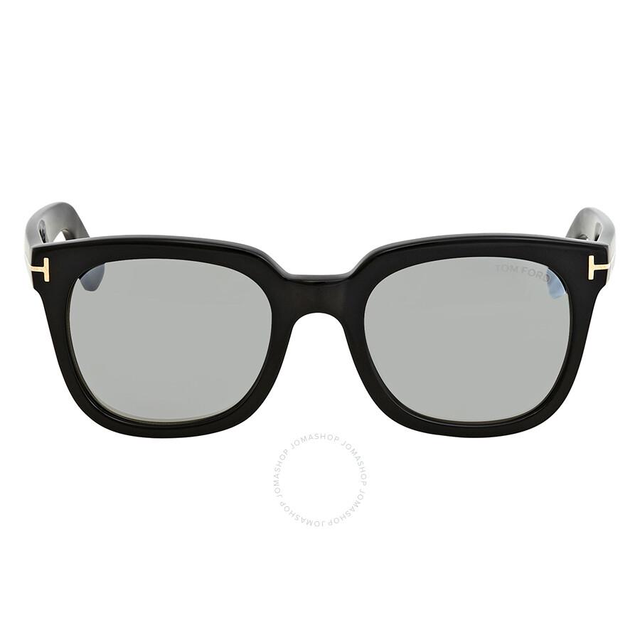 3e90e776d2aac Tom Ford Smoke Mirror Square Sunglasses FT0211 02C - Tom Ford ...