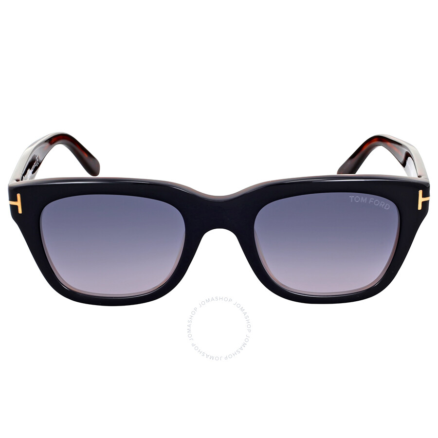 5556d493e3 Tom Ford Snowdon Gradient Smoke Sunglasses - Tom Ford - Sunglasses ...