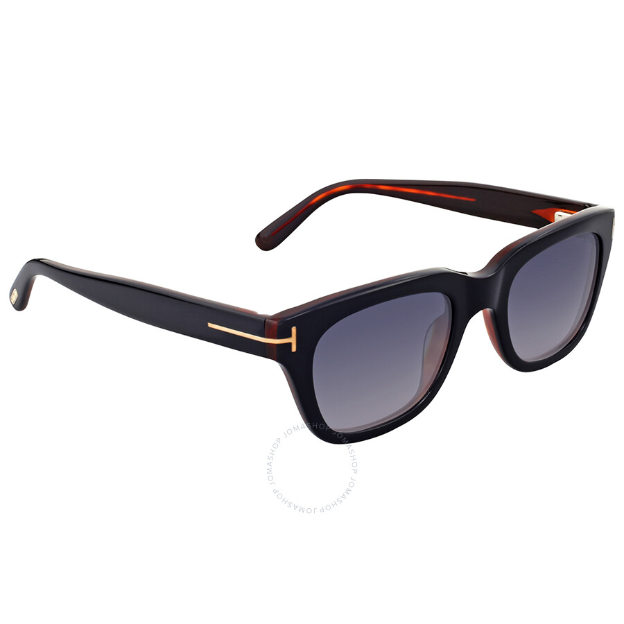 12713a43e9 Tom Ford Snowdon Gradient Smoke Sunglasses Tom Ford Snowdon Gradient Smoke  Sunglasses ...