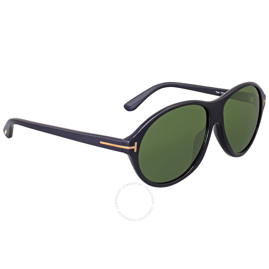 60adc7be78 Tom Ford Tyler Round Green Sunglasses Tom Ford Tyler Round Green Sunglasses  ...