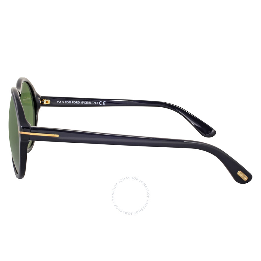 096f2cf8b2 Tom Ford Tyler Round Green Sunglasses - Tom Ford - Sunglasses - Jomashop