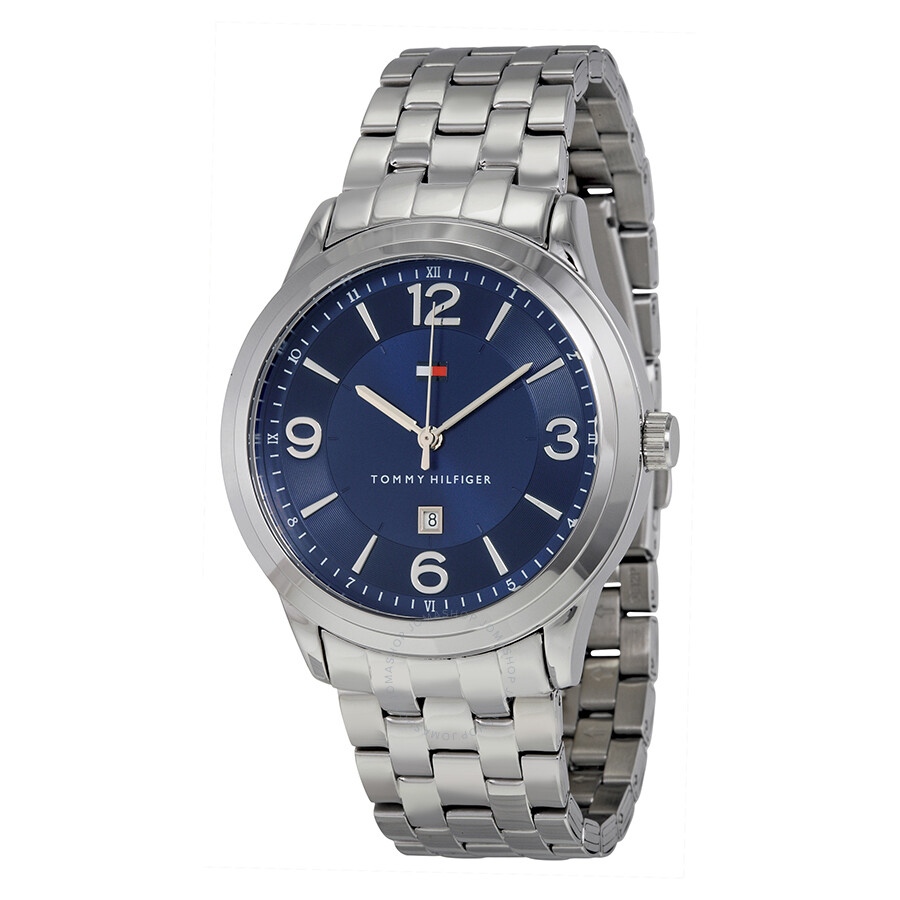 Whatever you're looking for, Tommy Hilfiger men's watches are the must-have timepieces for every man's accessories collection. Built with innovation in mind, Tommy Hilfiger watches for men offer a preppy twist on timeless luxury styles.