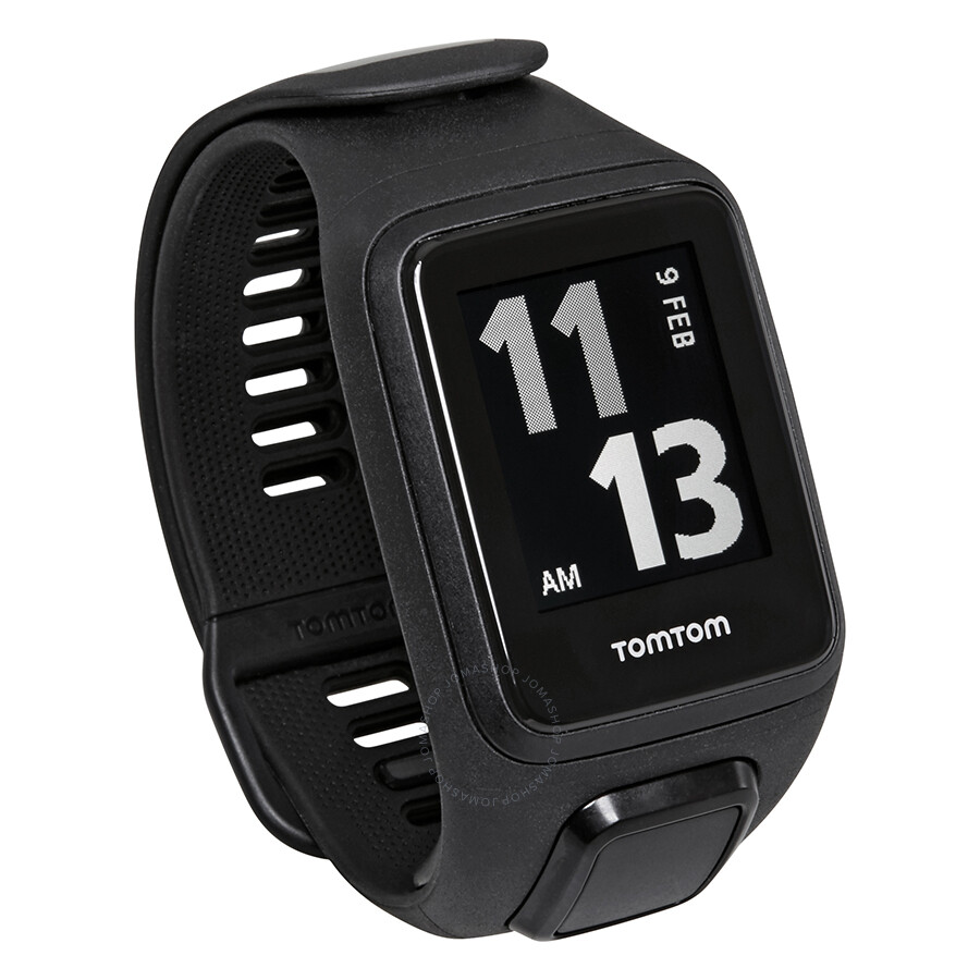 TomTom Spark 3 GPS Fitness Smart Watch - Black - Large Item No. 1RL0.002.00 560be0a3a8f