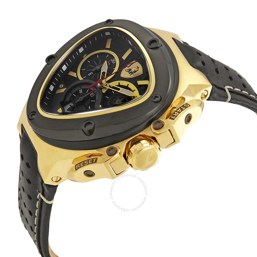 a2821eaeee Spyder Chronograph Tonino 3111 Men's Watch Lamborghini pSLUqGzMV