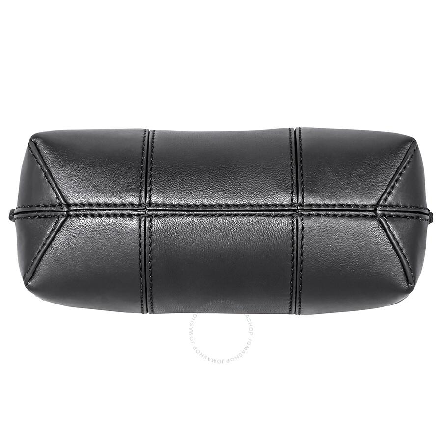 a6e93fbe549 Tory Burch Block-T Mini Satchel- Black - Tory Burch - Handbags ...