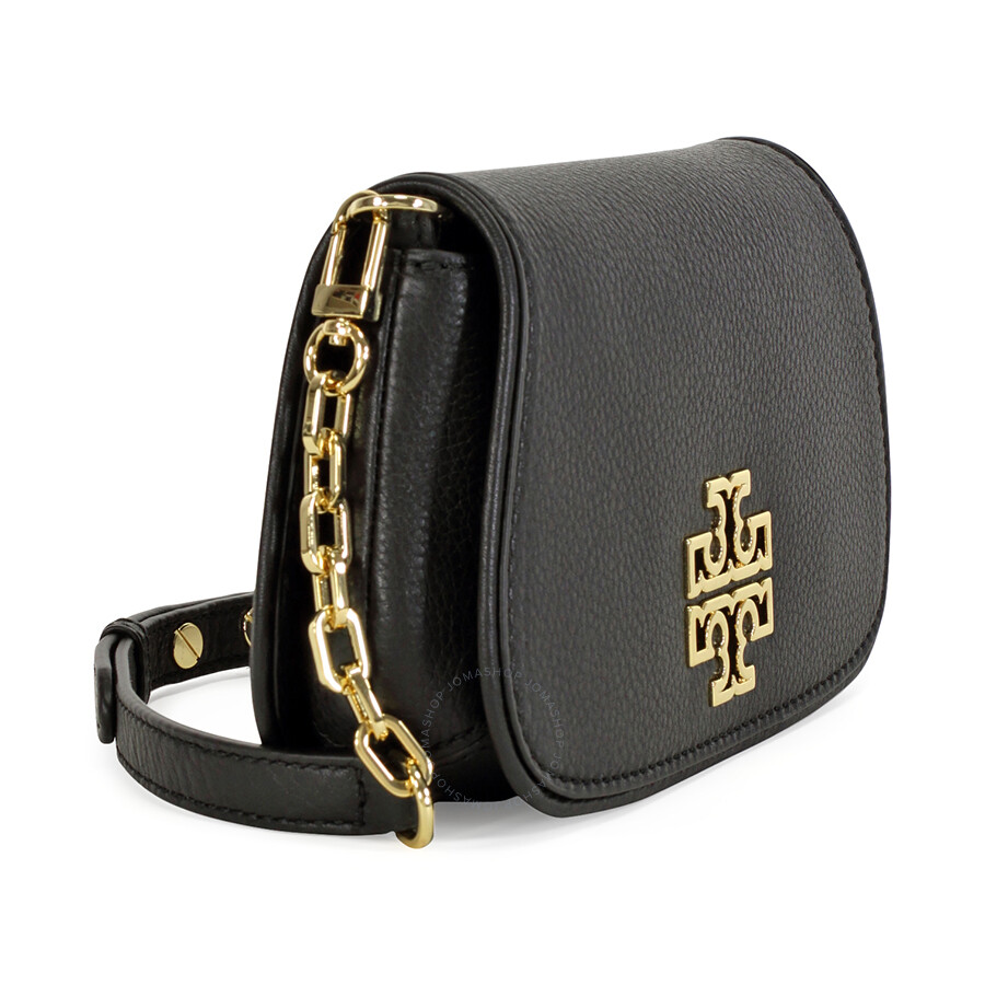 9b1fc7cb947 Tory Burch Britten Mini Crossbody Bag - Black - Tory Burch ...