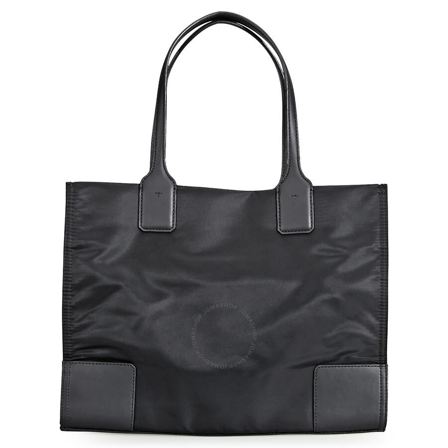 248d838da9f Tory Burch Ella Nylon Mini Tote- Black - Tory Burch - Handbags ...
