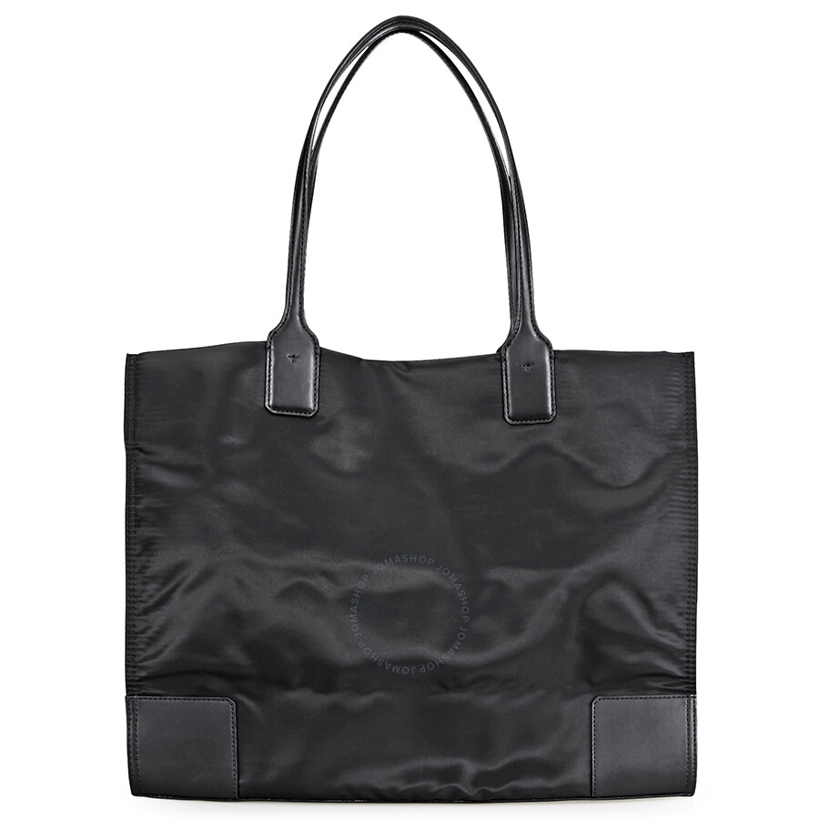 020fffd8f13 Tory Burch Ella Nylon Tote- Black - Tory Burch - Handbags - Jomashop