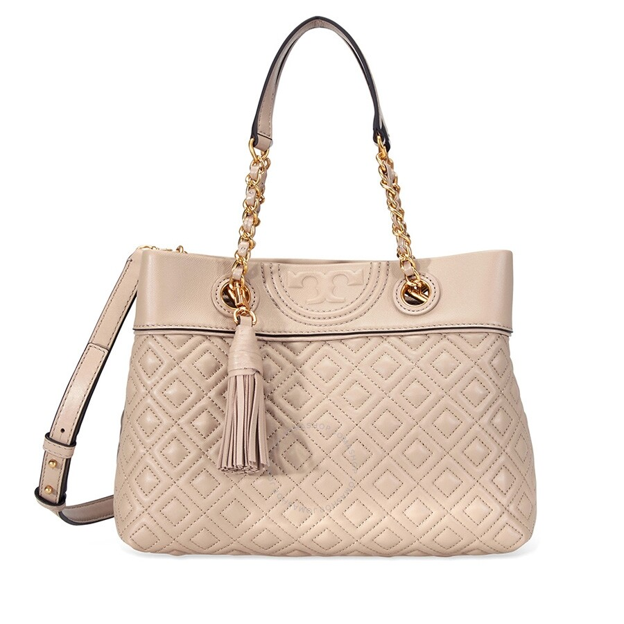 638327ee7de Tory Burch Fleming Small Tote - Tory Burch - Handbags - Jomashop