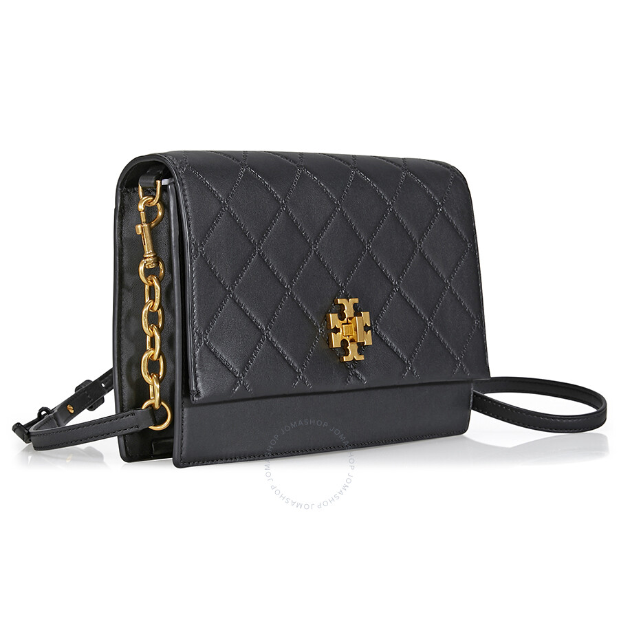 0478f7994720 Tory Burch Georgia Leather Crossbody - Black - Tory Burch - Handbags ...