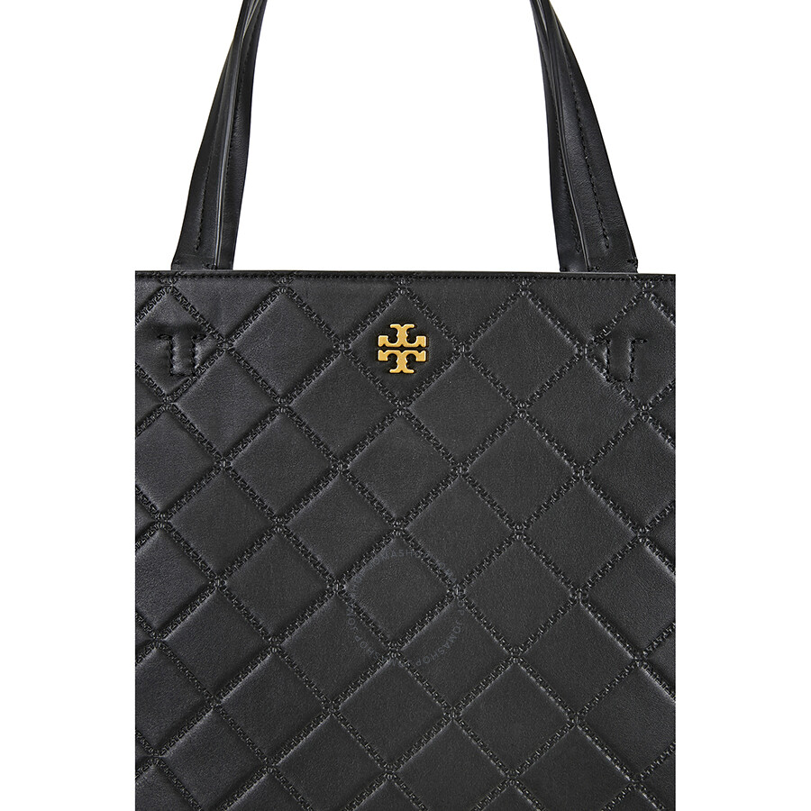 6f9cf5c97ad9 Tory Burch Georgia Slouchy Tote - Black - Tory Burch - Handbags ...