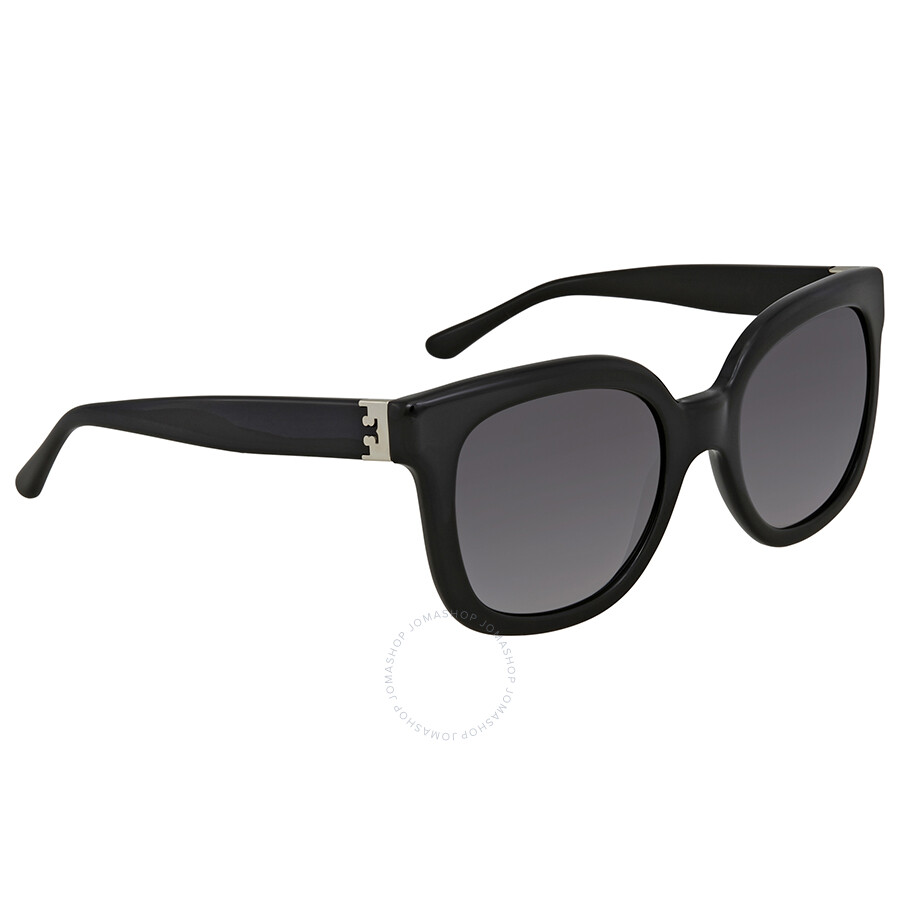 a2a829bc1e Tory Burch Grey Gradient Square Polarized Sunglasses TY7104 1377T3 54 ...
