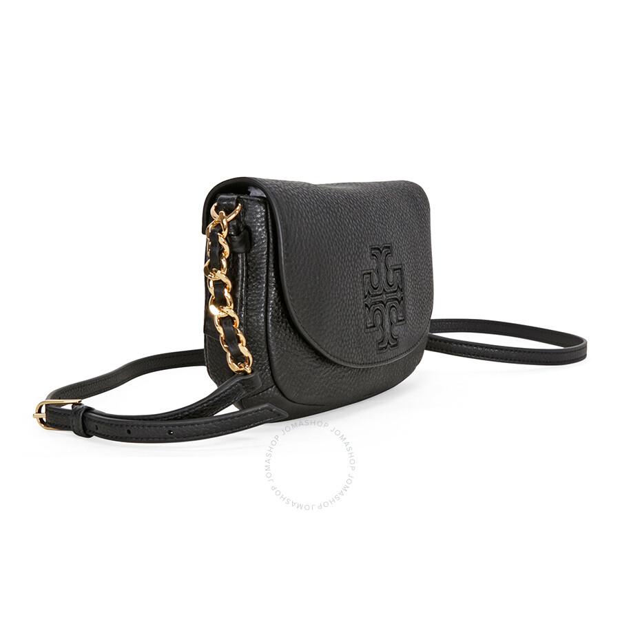 04997158a2b2 Tory Burch Harper Mini Crossbody - Black - Tory Burch - Handbags ...