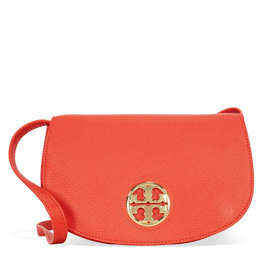 7776db61d1bd Tory Burch Jamie Clutch - Samba - Tory Burch - Handbags - Jomashop