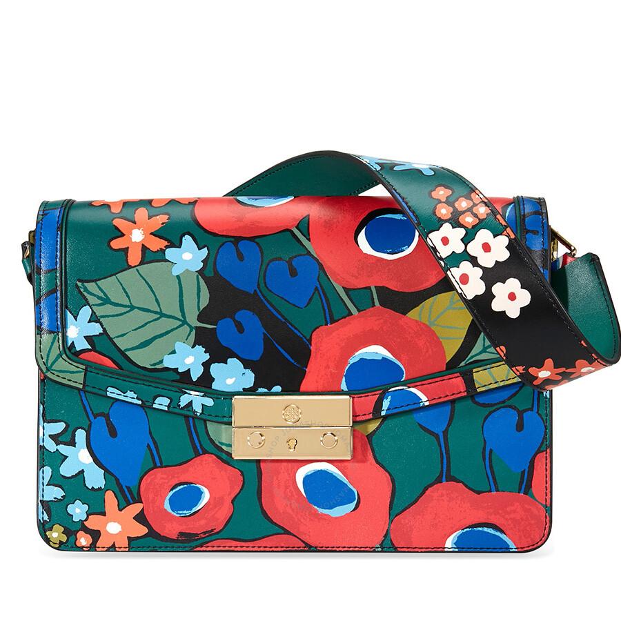 c1258b47e6d Tory Burch Juliette Floral Print Shoulder Bag - Darling Floral Item No.  42075-961