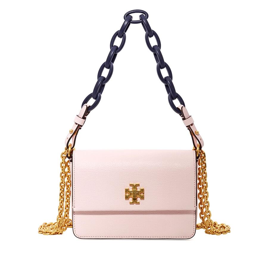 0b24cf5245723c Tory Burch Kira Mini Shoulder Bag - Pink Royal Navy Item No. 45307-953