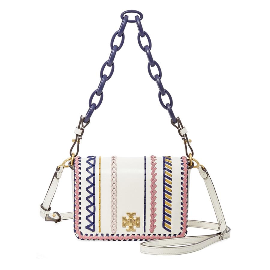 381d8ac63683 Tory Burch Kira Whipstitch Mini Bag- Birch   Multi Item No. 48354-131