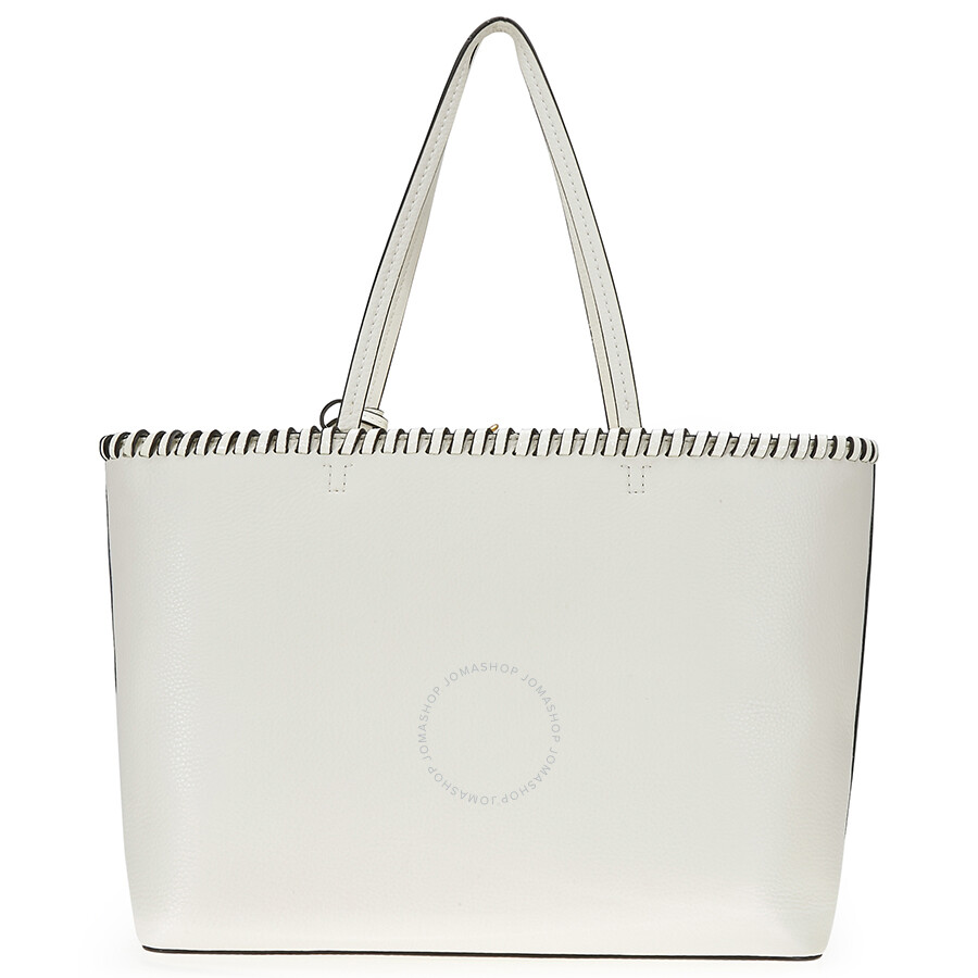 2cc6514b216 Tory Burch McGraw Whipstitch Tote- New Ivory - Tory Burch - Handbags ...