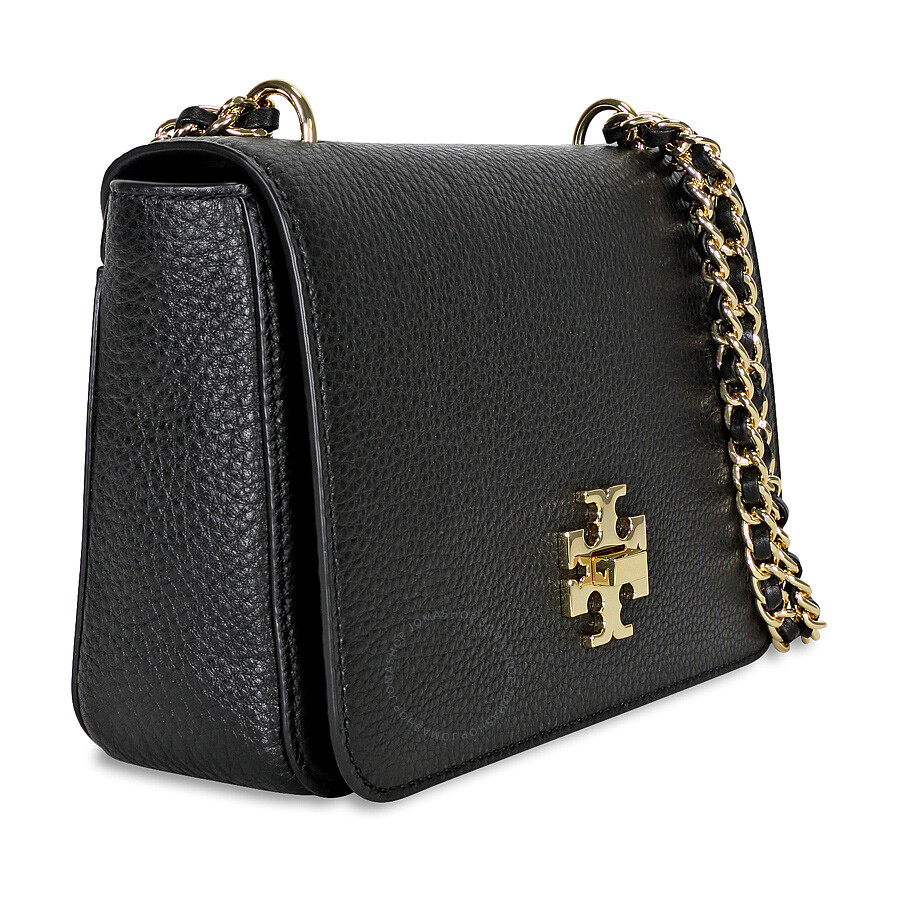 0ff90956b Tory Burch Mercer Leather Adjutable Shoulder Bag - Black - Tory ...
