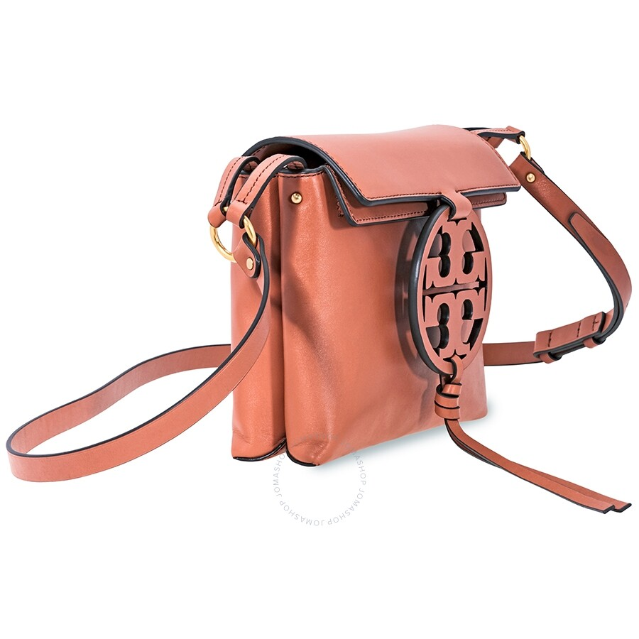 496e0fb8586237 Tory Burch Miller Leather Crossbody Bag - Tory Burch - Handbags ...
