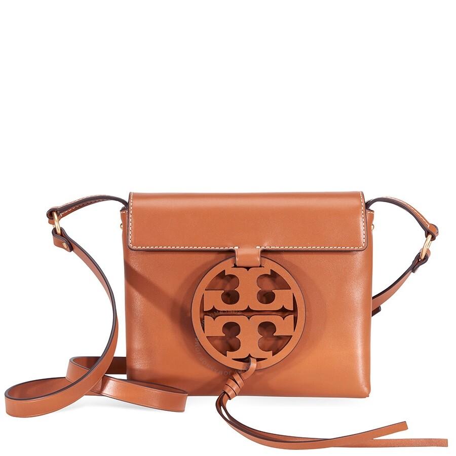 89b944ab1c167 Tory Burch Miller Leather Crossbody Bag - Tory Burch - Handbags ...