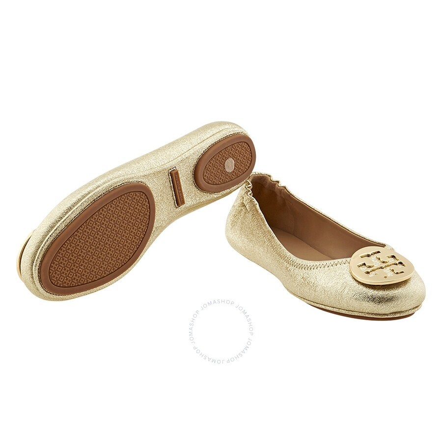 7bb9ea54f9d17 ... Tory Burch Minnie Travel Ballet Flat