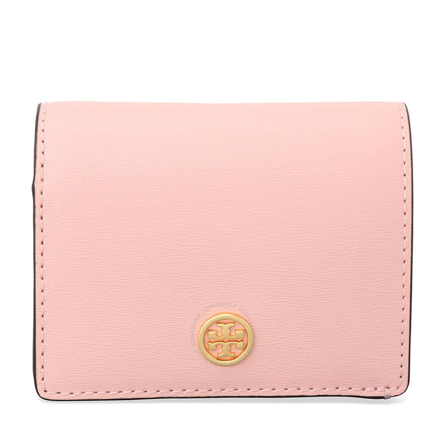 1c592b2dec5b Tory Burch Parker Foldable Mini Wallet - Pink Quartz Item No. 36986-672