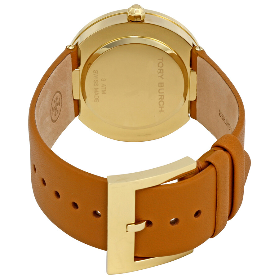 ebd8023f3097 Tory Burch Reva Ivory Dial 38 MM Ladies Watch 4020 - Tory Burch ...