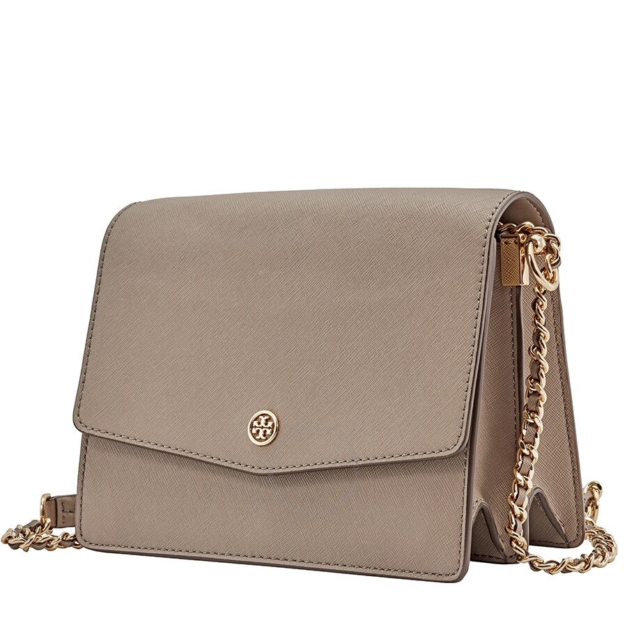 b6c3332861 Tory Burch Robinson Convertible Shoulder Bag- Item No. 46333-082