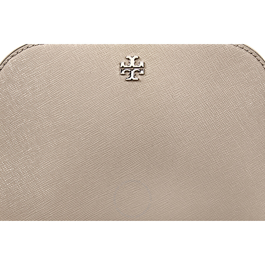 cc4328a2442b Tory Burch Robinson Round Crossbody - French Gray - Tory Burch ...