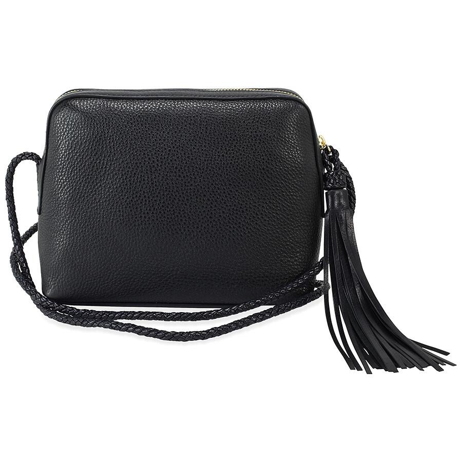 6279a4dcf8b09 Tory Burch Taylor Camera Bag - Black - Tory Burch - Handbags - Jomashop