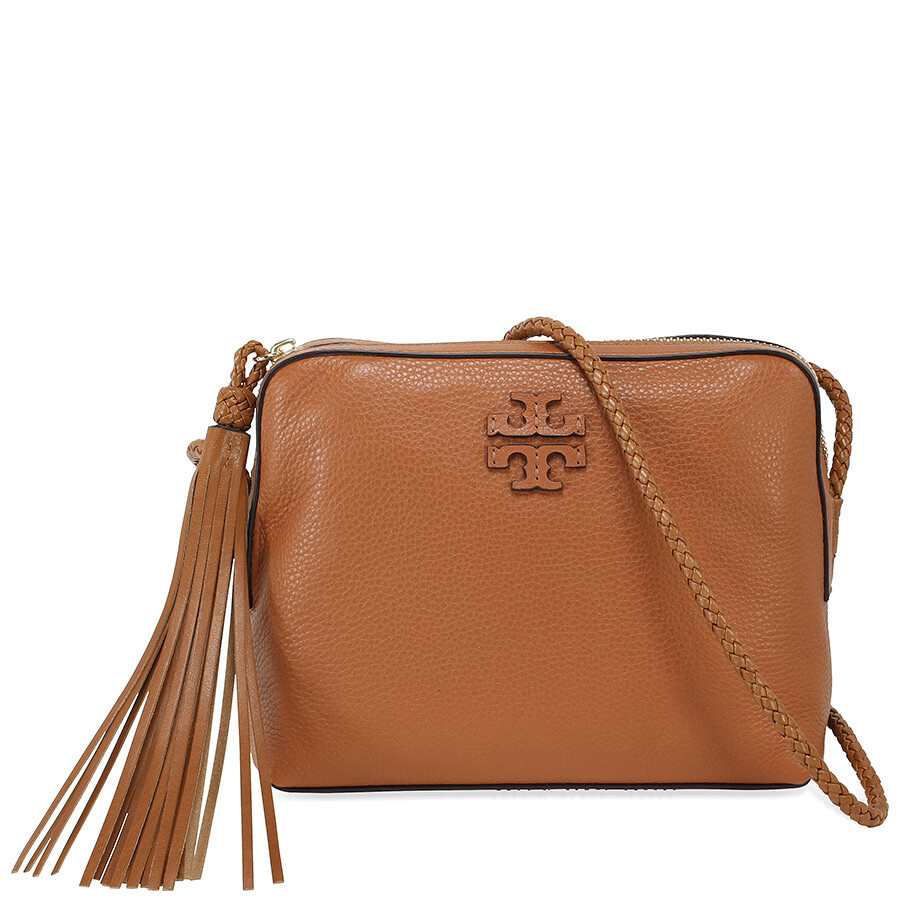 7f5880b0c1fa Tory Burch Taylor Camera Bag - Saddle - Tory Burch - Handbags - Jomashop