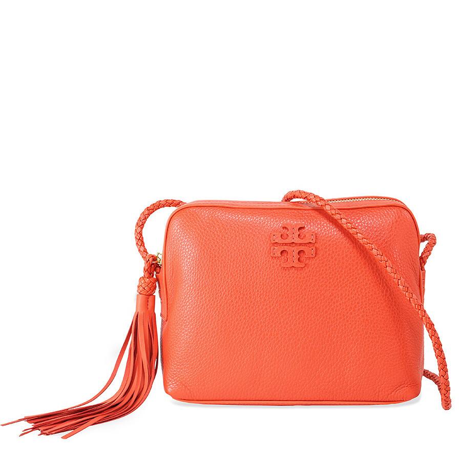 0c0853a593cc Tory Burch Taylor Camera Bag - Tiger Lily - Tory Burch - Handbags ...
