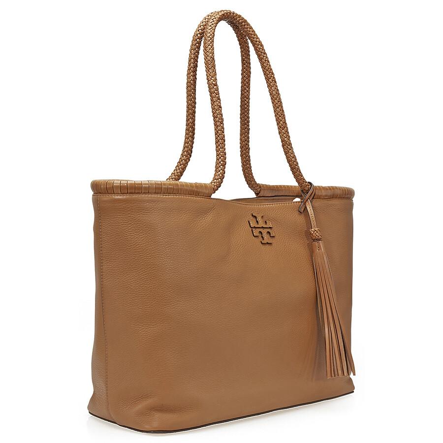 9ce076d41a1c Tory Burch Taylor Tote - Saddle - Tory Burch - Handbags - Jomashop