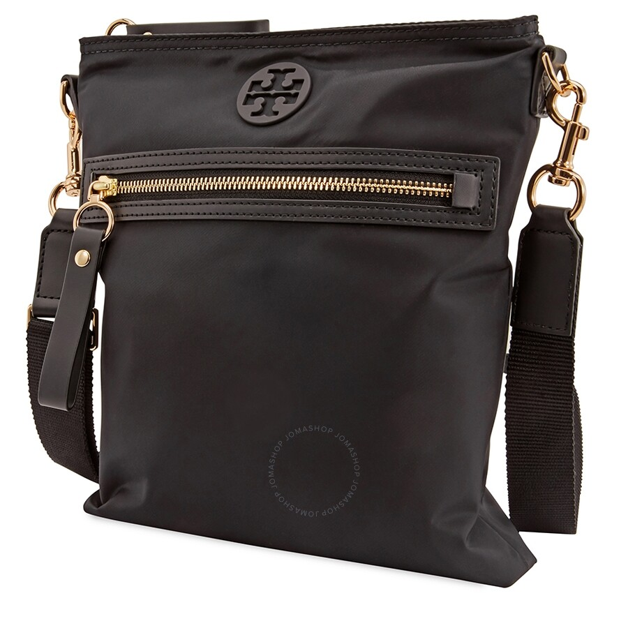 a9f9d603f4fe Tory Burch Tilda Nylon Swingpack- Black - Tory Burch - Handbags ...